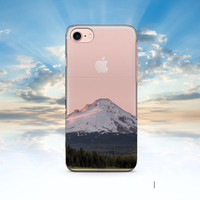 iPhone 7 Case Mountain iPhone 7 Plus Case iPhone 6 Case Clear iPhone 6S Case Clear iPhone SE Case Rubber iPhone 6S Plus Case Clear