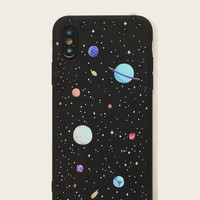 Galaxy Pattern iPhone Case