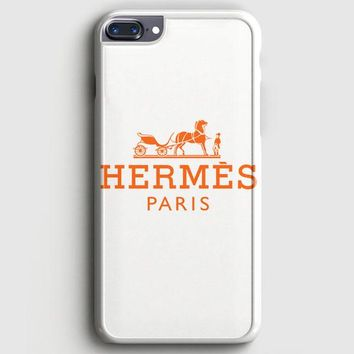 Hermes Logo iPhone 8 Plus Case