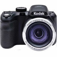 PIXPRO AZ361 16-Megapixel Digital Camera with 36x Optical Zoom - Black - Kmart