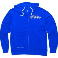 One Industries Yamaha Synergy Womens Hoodie Blue | One Industries Womens Sweatshirts at Bob's Cycle Supply | Bob's Cycle Supply