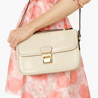 Morningside Satchel - Ivory
