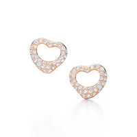 Tiffany & Co. - Elsa Peretti®:Open HeartEarrings
