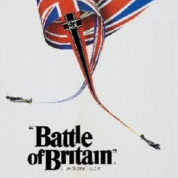 "Battle Of Britain Poster 16""x24"""