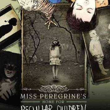 Miss Peregrine's Home for Peculiar Children: The Graphic Novel (Miss Peregrine's Home for Peculiar Children)