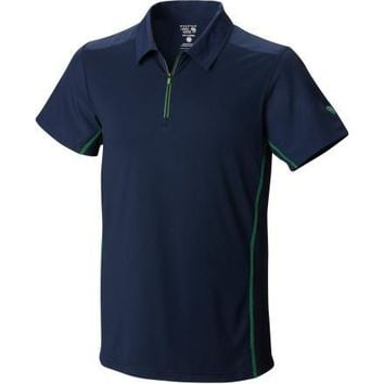 Mountain Hardwear DryHiker Justo Polo Shirt - Men's