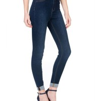 Aliyah - High Rise Dark Super Skinny