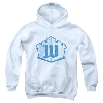White Castle - Monogram Youth Pull Over Hoodie