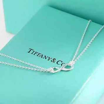 Tiffany & Co. Moustache Necklace