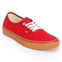 Vans Authentic Chilli Pepper & Gum