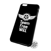 Supernatural Team Free Will Cover  Cell Phones Cases For Iphone, Ipad, Ipod, Samsung Galaxy, Note, Htc, Blackberry
