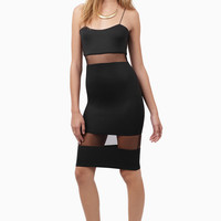 Go Easy On Me Bodycon Dress