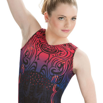 Celestial Tiger Cirque du Soleil Leotard from GK Elite