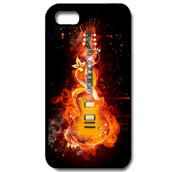 Guitar Phone Case, iPhone Case, Band Phone Case, Rock n Roll Phone Case, Musician