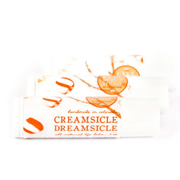 Creamsicle Dreamsicle - All Natural Lip Balm