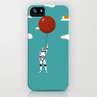 cloud trooper iPhone & iPod Case by bri.buckley