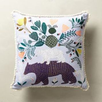 Saga Pillow by Anthropologie