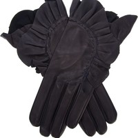 Antonio Murolo Ruffled Gloves - Pl-line - Farfetch.com