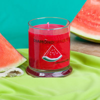 Watermelon Wedge Classic Candle