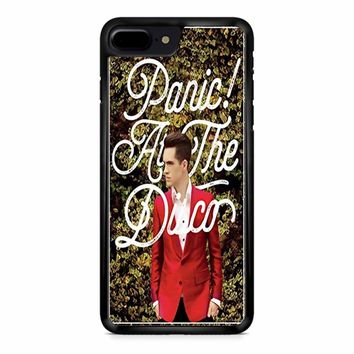 Panic At The Disco - Green Ivy iPhone 8 Plus Case