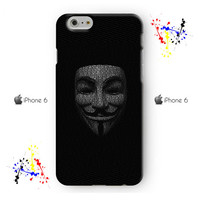 Anonymous Phone Case Iphone 6