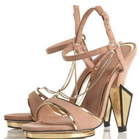 PARADIS Premium Angular Heels - Heels  - Shoes