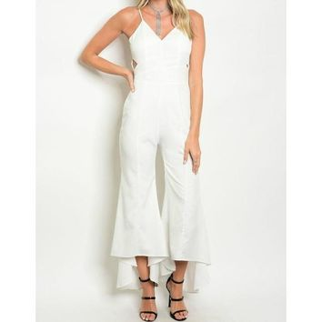 """Belle"" Bottom Jumpsuit"