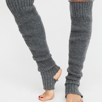 Free People Battu Stirrup Legwarmer