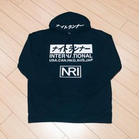 NRI - LEGENDS FOREVER PULL-OVER HOODIE