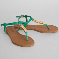Twisted Daisy Sandal