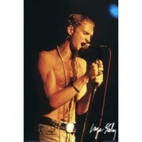 Alice in Chains (Layne Staley 1967-2002) Music Poster Print