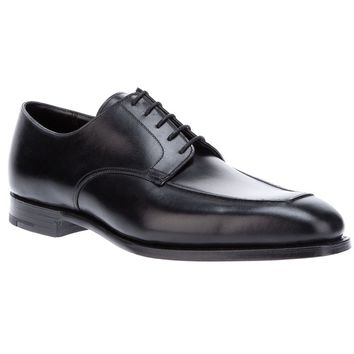 Crockett & Jones 'Leeds' derby shoe