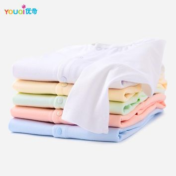 YOUQI Baby Rompers Modal Unisex Baby Girl Boy Clothes 3 6 9 Months Jumpsuit Toddler Infant Pajamas Clothing Summer Baby Clothes
