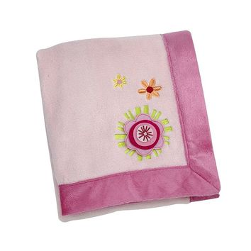 NoJo Jumbo Joy Flower Blanket (Pink)