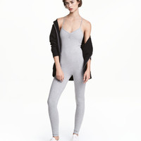 H&M Fitted Jumpsuit $49.99