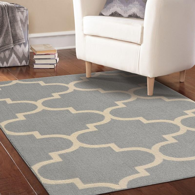 Burlington Coat Factory Home Decor: 5 X7 Quatrefoil Berber Area Rug 612469985 From Burlington Coat