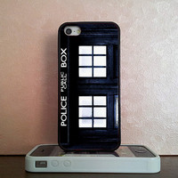 Tardis Doctor Who , iPhone 5S case , iPhone 5C case , iPhone 5 case , iPhone 4S case , iPhone 4 case , iPod 4 case , iPod 5 case