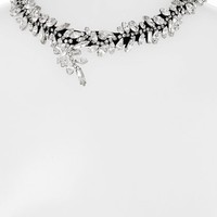 Cristabelle Crystal Choker Necklace | Nordstrom