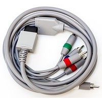 Component AV Cable for Nintendo Wii / Wii U