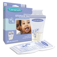 Lansinoh® Breastmilk Storage Bags 50ct