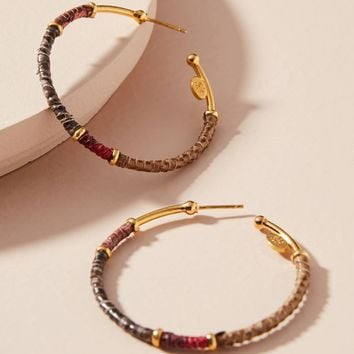 Aportorico Hoop Earrings