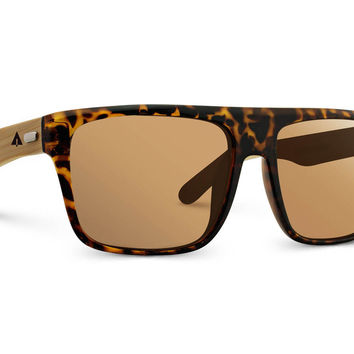 Wooden Sunglasses // Aviator 42