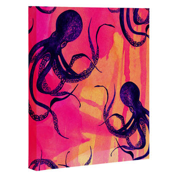 Sophia Buddenhagen Free Flow Art Canvas
