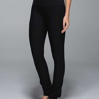 Skinny Groove Pant *Full-On Luon