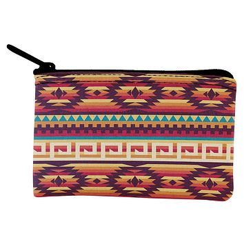 Native American Pattern Coin Purse