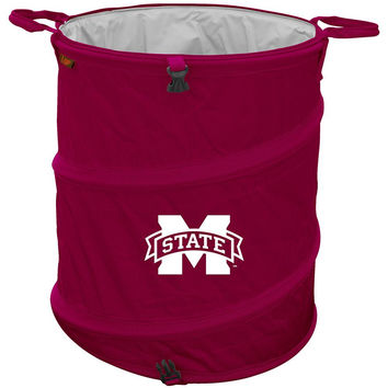 Mississippi State Bulldogs NCAA Collapsible Trash Can