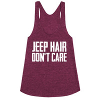 Jeep Hair Don't Care (White)