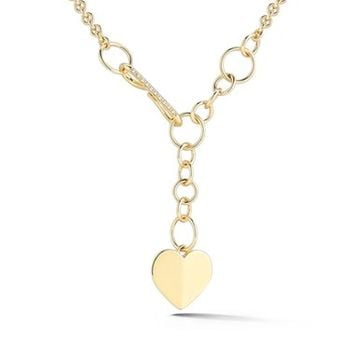Elizabeth and James Avery Vermeil Pendant Necklace | Nordstrom