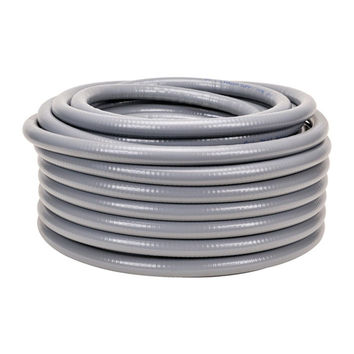 HydroMaxx 1/2 Inch x 100 Feet UL rated Non-Metallic Flexible PVC Liquid Tight...