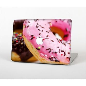 The Sprinkled Donuts Skin Set for the Apple MacBook Pro 13""